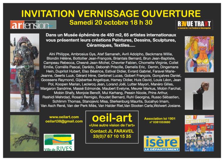 7ème biennale de l'art partagé